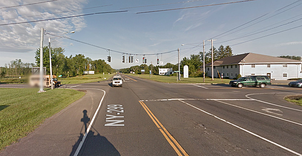 Woman dies in route 299 crash for Hudson county motor vehicle