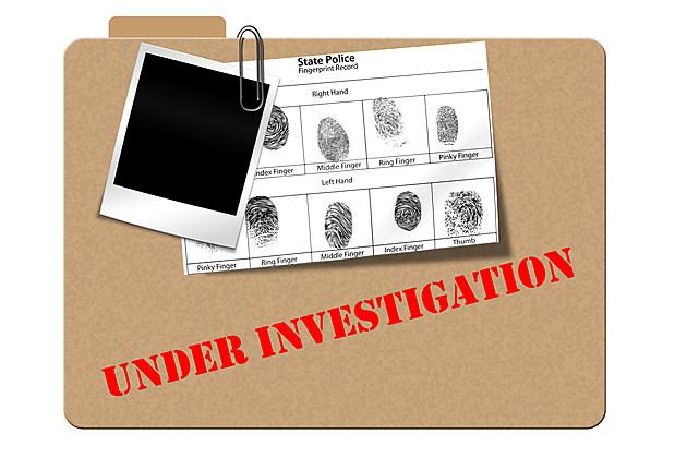 Under Investigation  follder