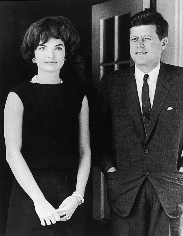 Jacqueline & John F. Kennedy