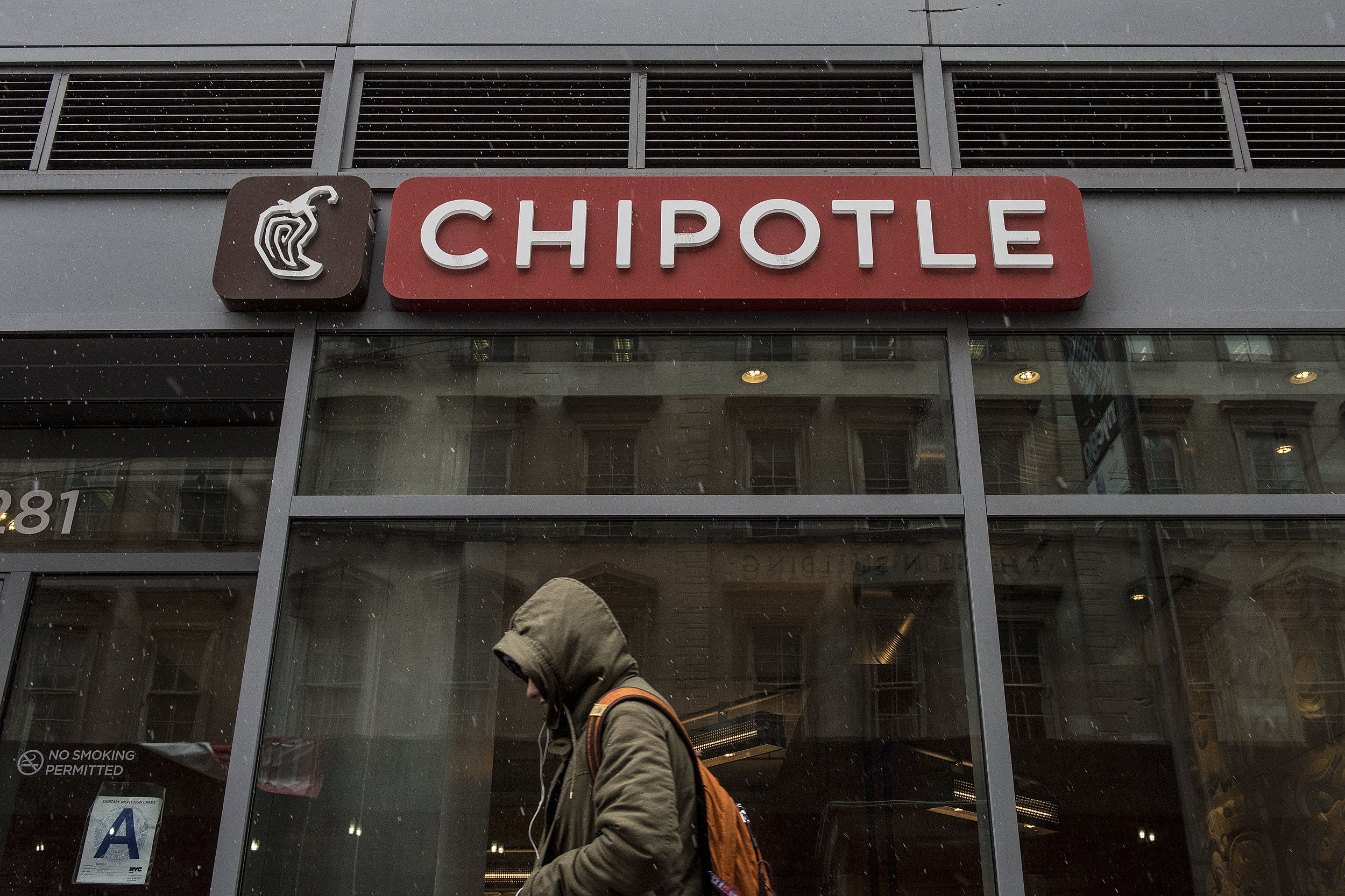 Chipotle Locations in Montgomery County Named in Data Breach