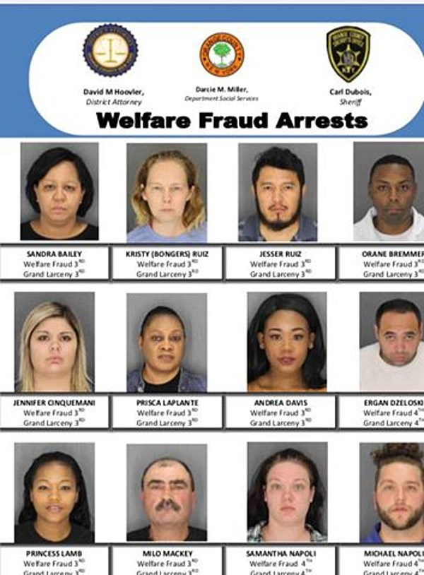 Hudson County Welfare Food Stamps