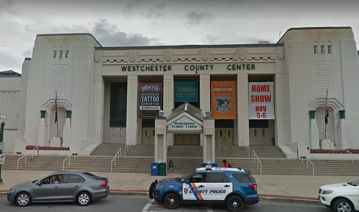westchester county center lands professional sports team