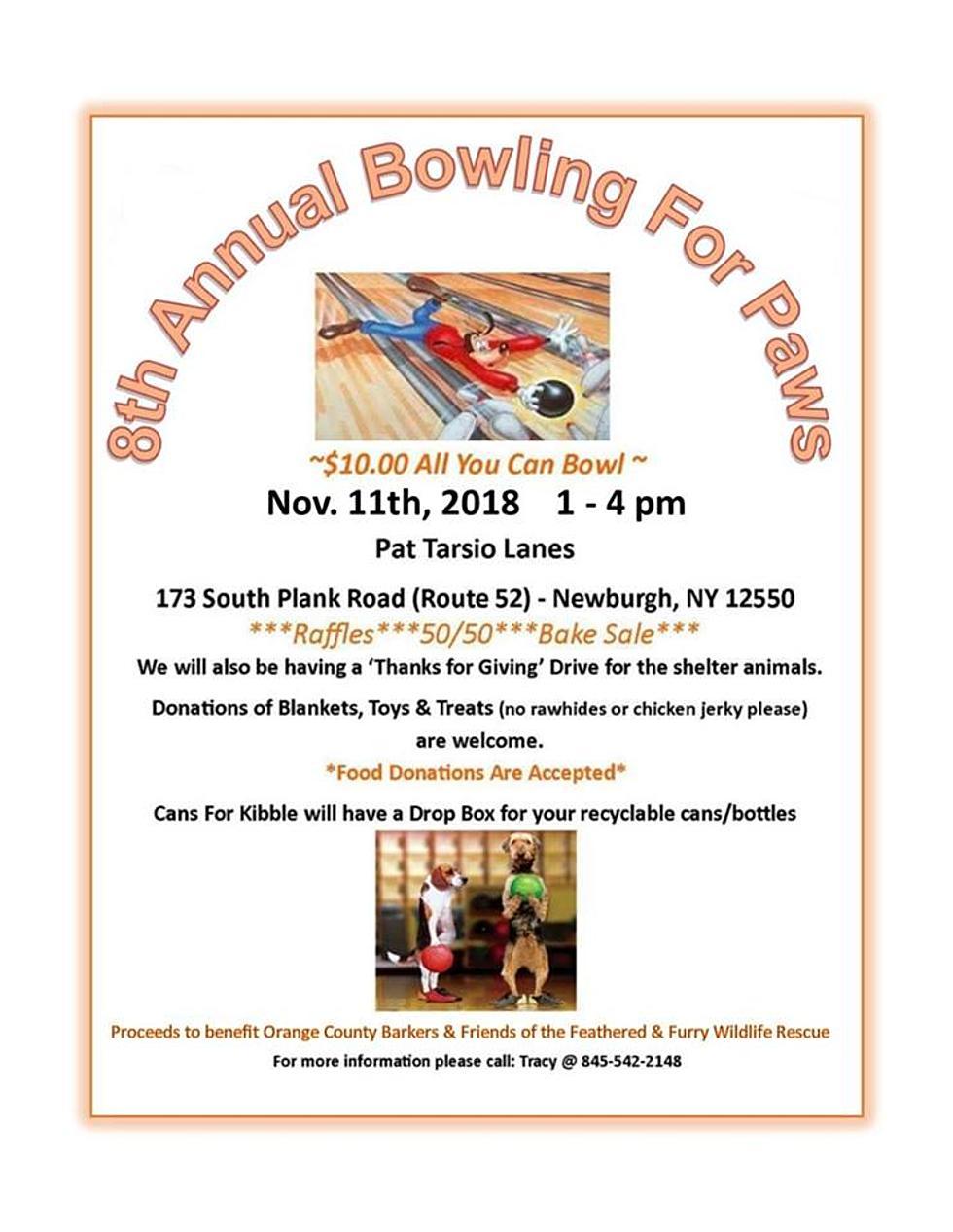 Newburgh Bowling 4 Paws